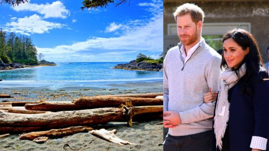 20 stunning photos of Canada's Vancouver Island show why Prince Harry and Meghan Markle should stay there for good