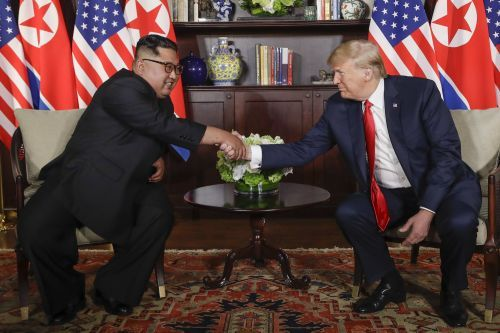 Trump emerges from Kim Jong Un summit a changed man - and a full-blown North Korea apologist