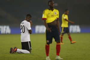 US, Germany cruise into U17 World Cup quarterfinals