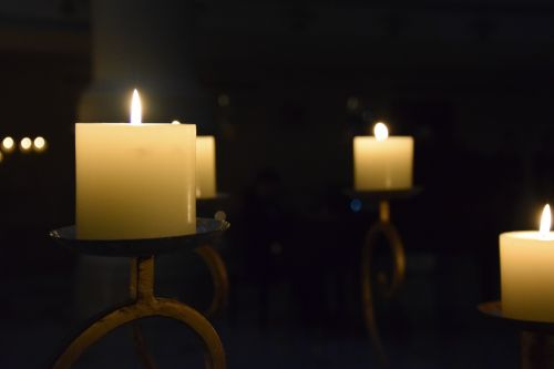 The Ritz-Carlton Abu Dhabi, Grand Canal Marks Earth Hour With A Special Dinner in The Dark
