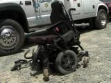 NC Wanted: Police continue to search for driver who struck Carrboro man in wheelchair