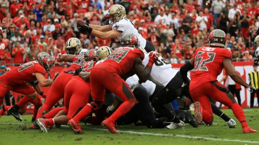 NFL Week 14 Blitz Read: Saints clinch second straight NFC South title with win over Buccaneers