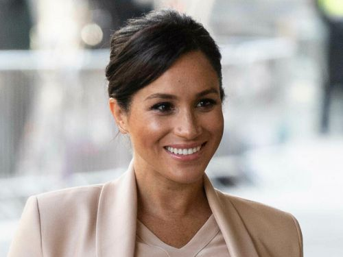 Meghan Markle wore a pair of $489 leather boots for her first public appearance since arriving in Canada