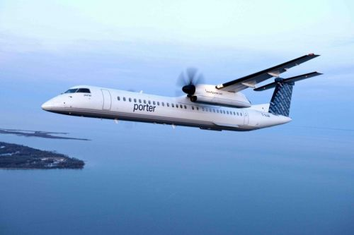 Porter Airlines turns 12