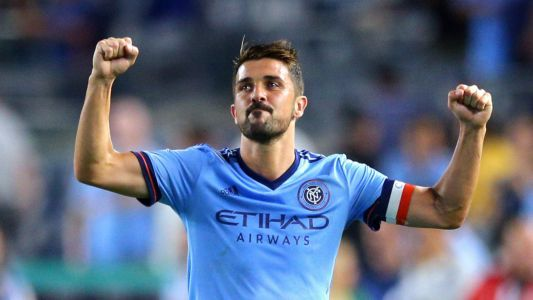 David Villa vows not to retire after leaving New York City FC