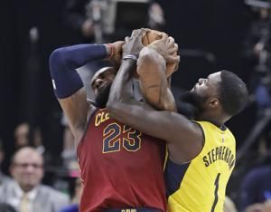 High 5: LeBron, Cavaliers set for critical game with Pacers