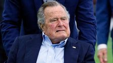 George H.W. Bush Discharged From Hospital After Treatment For Blood Infection