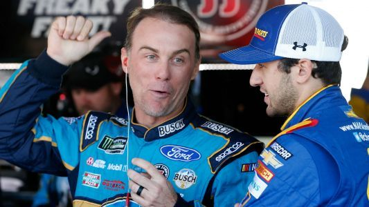 NASCAR starting lineup at Phoenix: Kevin Harvick wins pole as several playoff drivers struggle