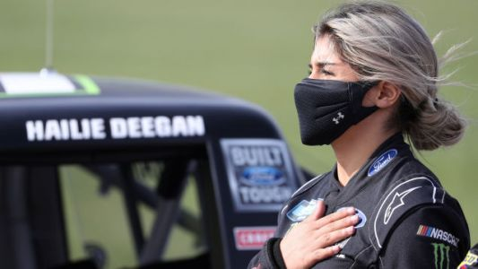 ARCA Rookie Of The Year Hailie Deegan To Join NASCAR Truck Series Full Time In 2021