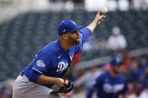 Dodgers pitcher Price won't play this year because of virus