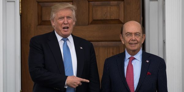 Trump's commerce secretary wants to turn the moon into a 'gas station for outer space'