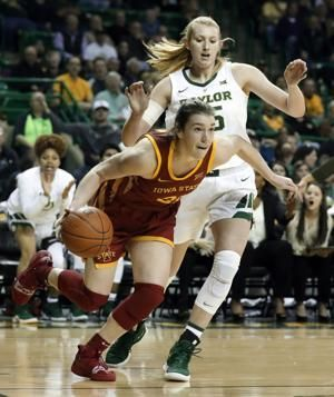 No. 2 Baylor women roll to 84-69 win over No. 20 Iowa State
