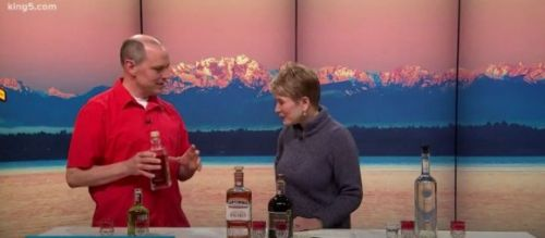 Booze-y WA State Gifts on New Day Northwest