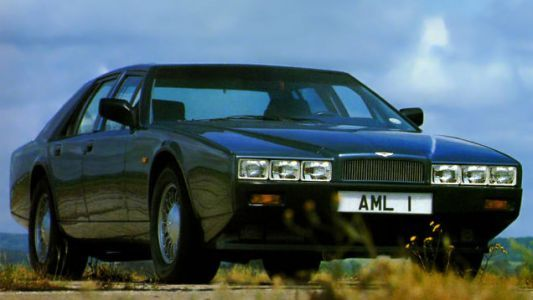 The new Vantage is nice and all, but make mine Lagonda!