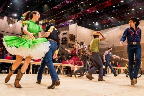 'Oklahoma!' review: Anti-gun revival of classic shot to hell