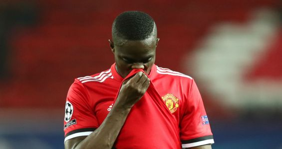 Bailly plays down Man Utd exit rumours