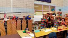 Idaho Elementary Teachers Who Dressed Up As Mexicans And The Border Wall Suspended