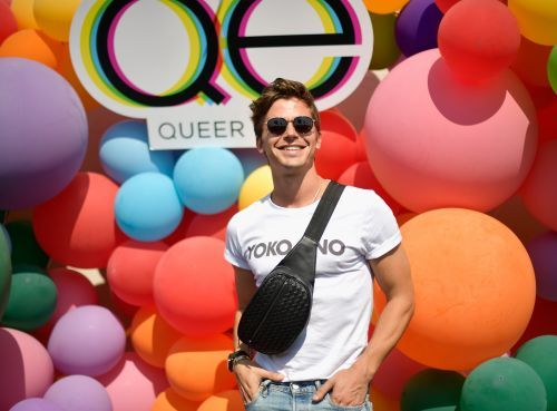 For Queer Eye's Antoni Porowski, Self-Care Sometimes Means a Bowl of Cheese for Dinner