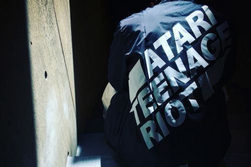 NEIGHBORHOOD Enlists Atari Teenage Riot for Spring 2018 Capsule
