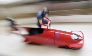 Germany's Jamanka wins, Meyers Taylor 2nd for US in bobsled
