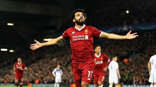 Klopp reveals hamstring worry behind Salah's derby substitution