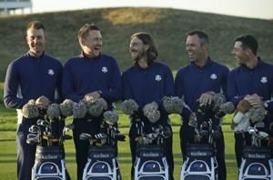 Column: Poulter and his passion back at the Ryder Cup