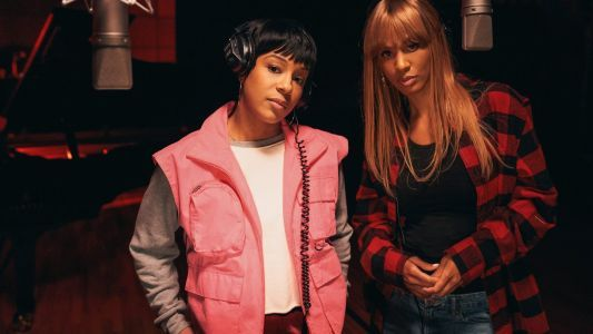 Actresses GG Townson And Laila Odom On What It Took To Become Salt-N-Pepa