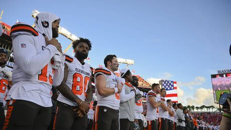 Not enough or 'segregation again'? NFL's rumored 'Black national anthem' stunt fails to win anyone over