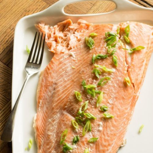 Perfectly Baked Salmon Every Time