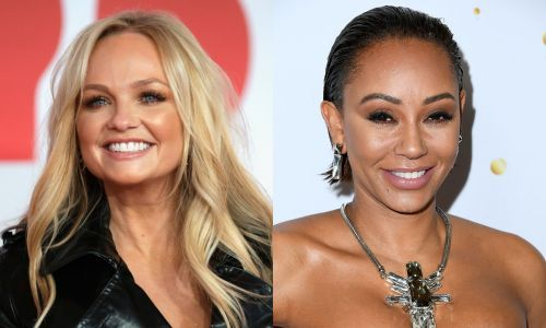 TMI! Spice Girl Emma Bunton Just Straight-Up Admitted She Once Barfed In Mel B's Mouth
