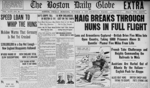 How America's Newspapers Covered Up a Pandemic