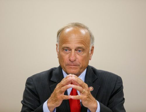 Here's the clearest proof yet that Iowa voters may finally have had enough of Steve King