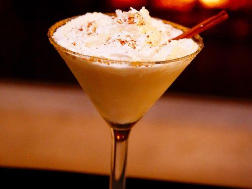 Ruin Thanksgiving With This 'Trumpkin Pie Martini'