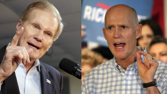 Thousands of senate undervotes discovered in crucial Florida county