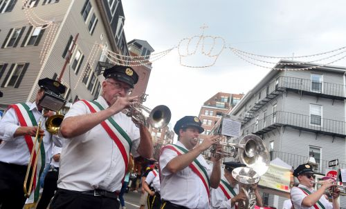 109th Annual Fisherman's Feast And Flight Of The Angel