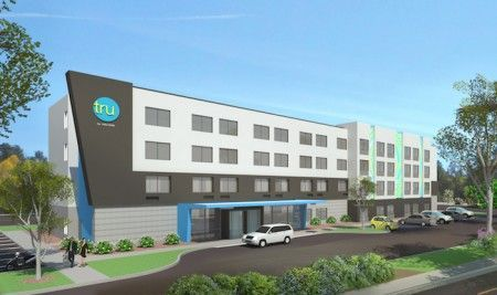 Tru by Hilton witnesses ground breaking at Raleigh Durham Airport Hotel
