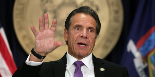 Biden supports an 'independent review' into sexual harassment allegations against New York Gov. Cuomo, press secretary says