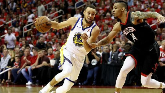 NBA playoffs 2018: Stephen Curry isn't concerned about offensive struggles