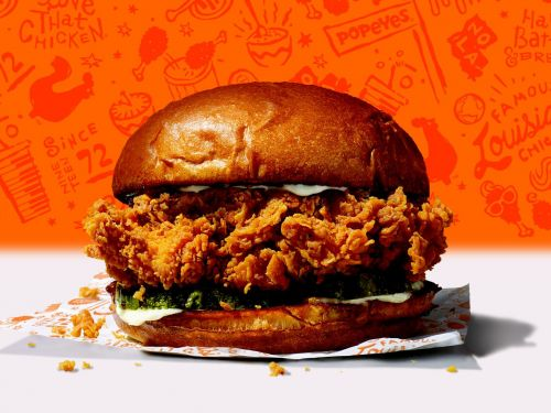 The Popeyes vs. Chick-fil-A War Will Be Fought Through Memes