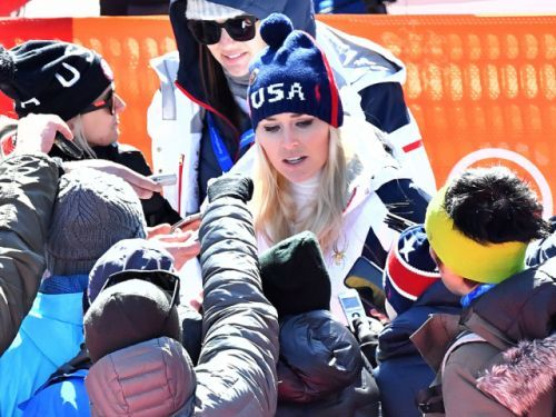 No medal for Lindsey Vonn: Late turn throws off U.S. star in super-G