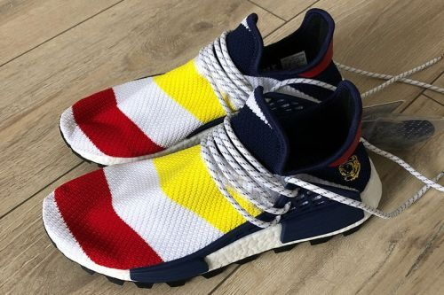 More Potential Billionaire Boys Club x adidas Hu NMD Images Have Leaked