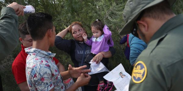 Family separation is just one part of the problem - there's no system in place to reunite parents with their children once they're split up