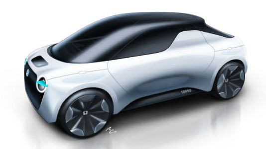 The Honda Tomo Concept Is the Miata-Sized Electric Ute the World Needs