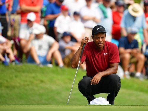 Tiger Woods got his swagger back at PGA Championship - and his opponents, tellingly, weren't troubled