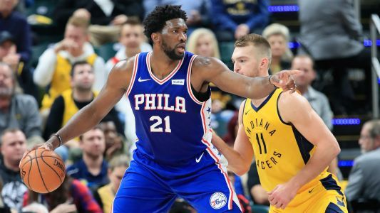 76ers vs. Pacers: Time, TV channel, how to watch online