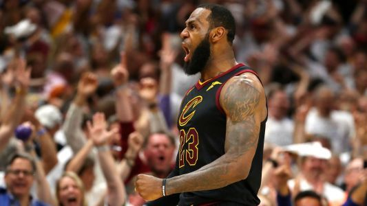 LeBron James' 40-point playoff outbursts add new chapter to ever-growing legacy