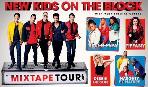 New Kids On The Block, 4 other 80s acts to play Wells Fargo Arena