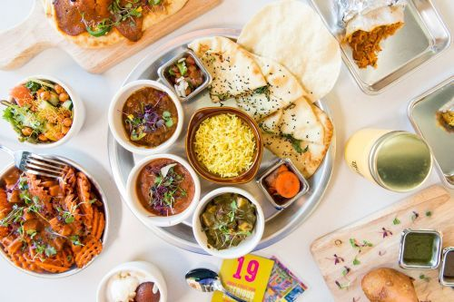 Curry Up Now Announces the Securement of Its First Sacramento Outpost at Ice Blocks