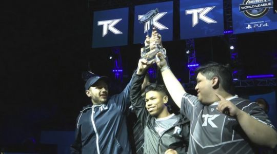 Team Kaliber takes Call of Duty World League Dallas finals