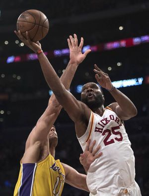 Clarkson leads short-handed Lakers to 99-86 win over Pacers